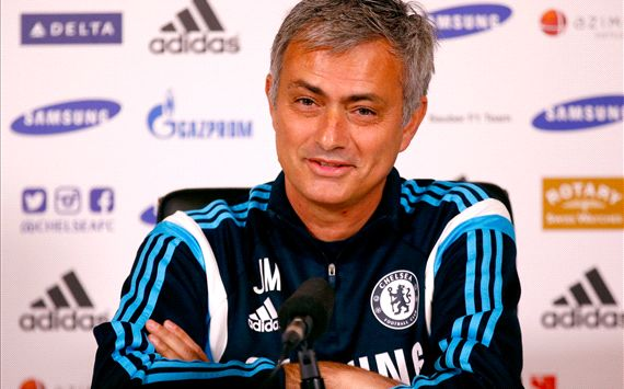 VIDEO: Watch Mourinho troll the media