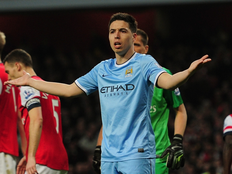 'From love to hate' - How Nasri's relationship with Arsenal turned poisonous