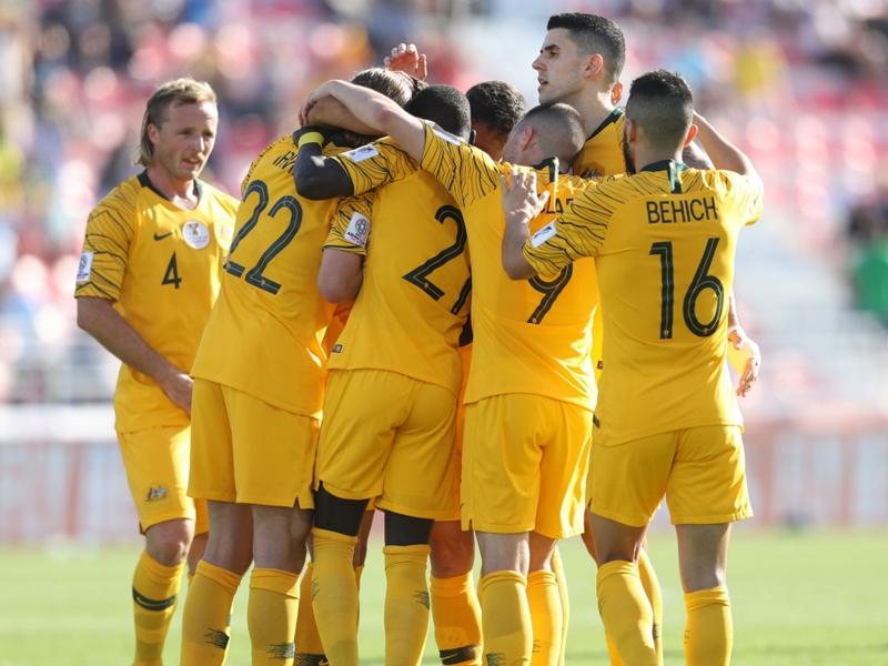 Palestine 0 Australia 3: Maclaren and Mabil help Socceroos bounce back