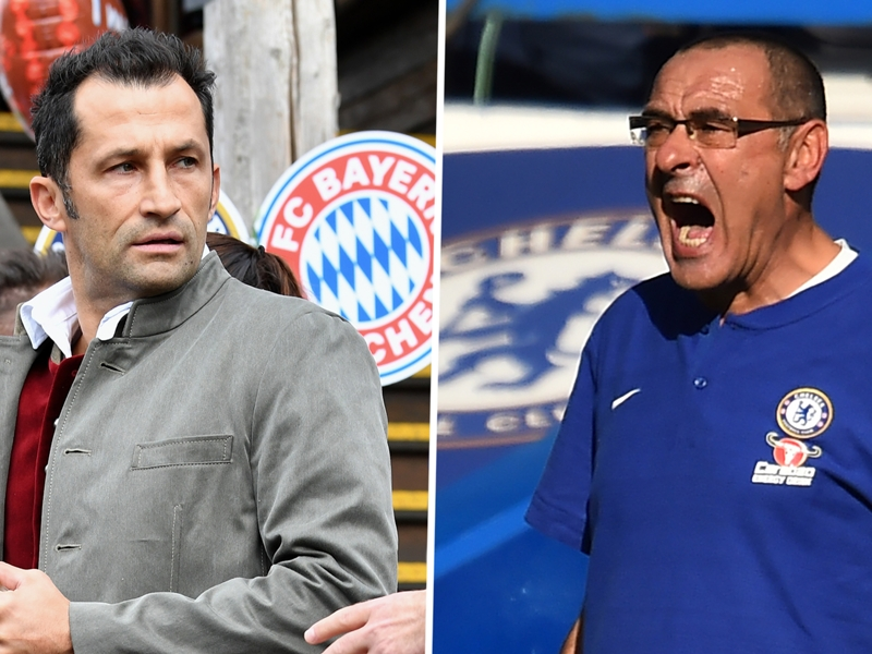 'Unprofessional' Bayern do not respect Chelsea - Sarri blasts Germans over Hudson-Odoi pursuit
