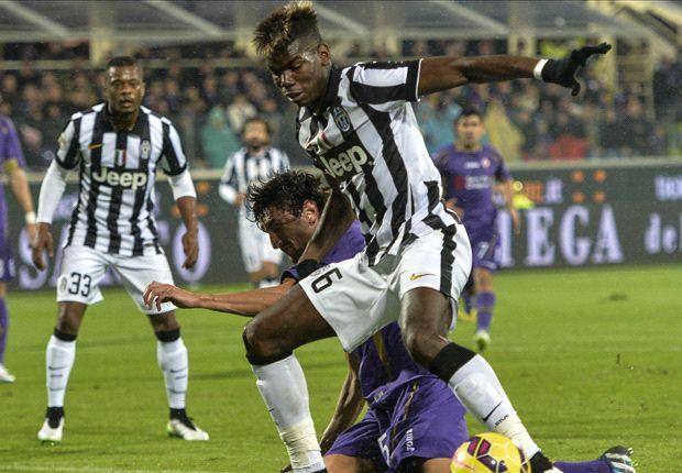 Fiorentina 0-0 Juventus: Montella's men end champions' winning streak