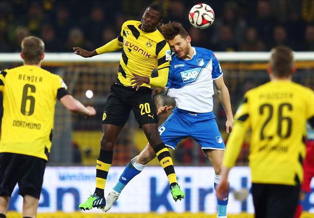 Borussia Dortmund 1-0 Hoffenheim: Gundogan fires to lift hosts off bottom place