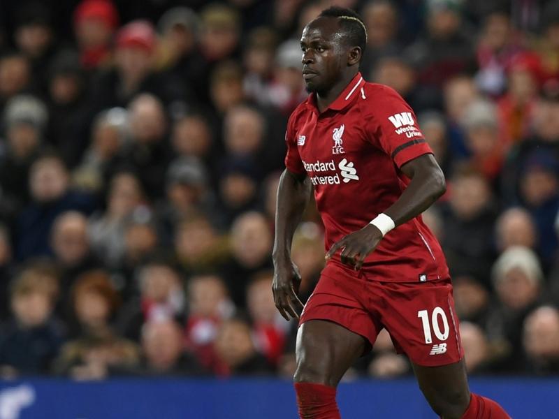 Liverpool, Sadio Mané :