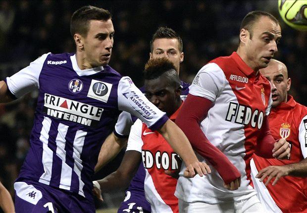 Toulouse 0-2 Monaco : Monaco s