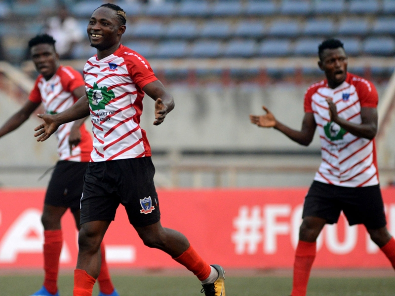 WATCH: Lobi Stars bring down Mamelodi Sundowns