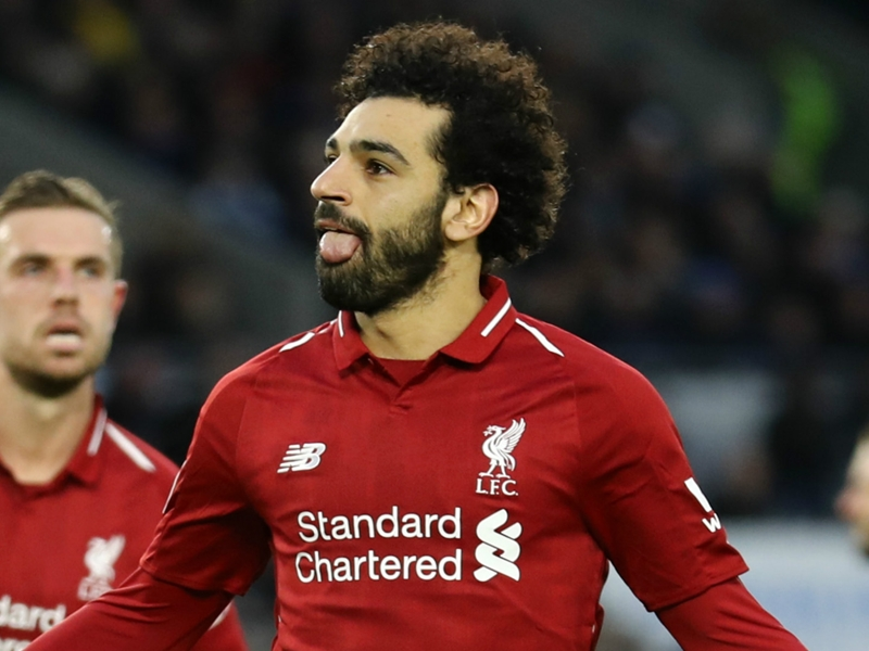 Africa best Mohamed Salah gets Liverpool back on track