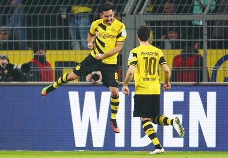 Previa Bundesliga: Hertha - Dortmund