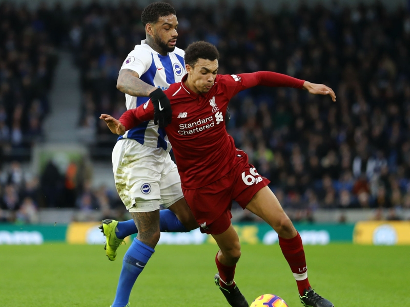 'Strapping and a few painkillers' – Alexander-Arnold spares Liverpool another injury headache