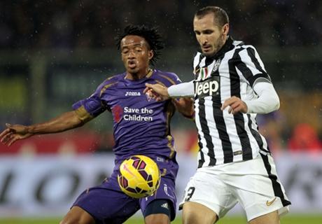 Player Ratings: Fiorentina 0-0 Juventus