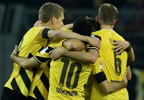 Player Ratings: Dortmund 1-0 Hoffenheim