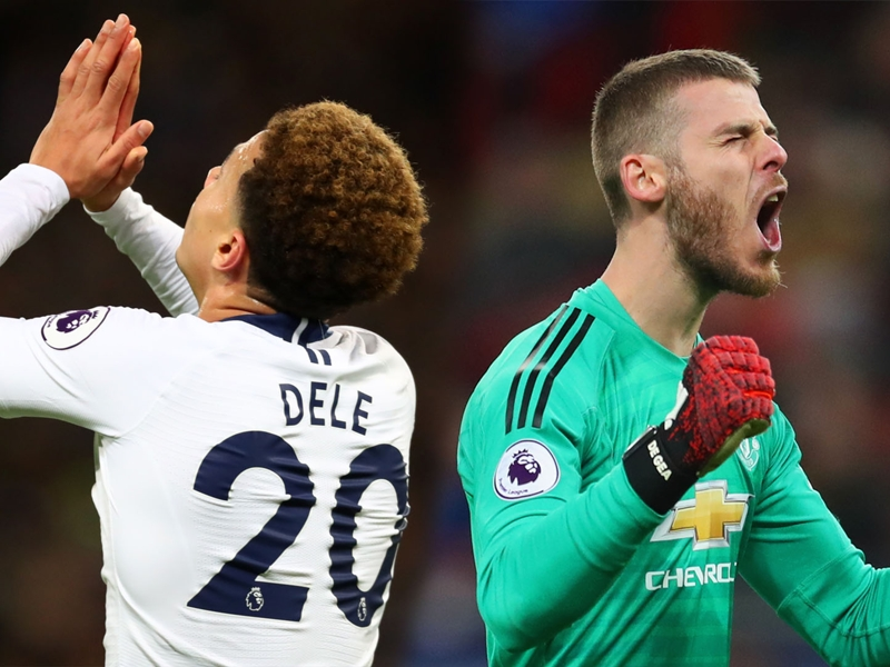 'De Gea's the goalkeeper GOAT!' - Man Utd fans heap praise on No.1 after stunning Spurs shutout