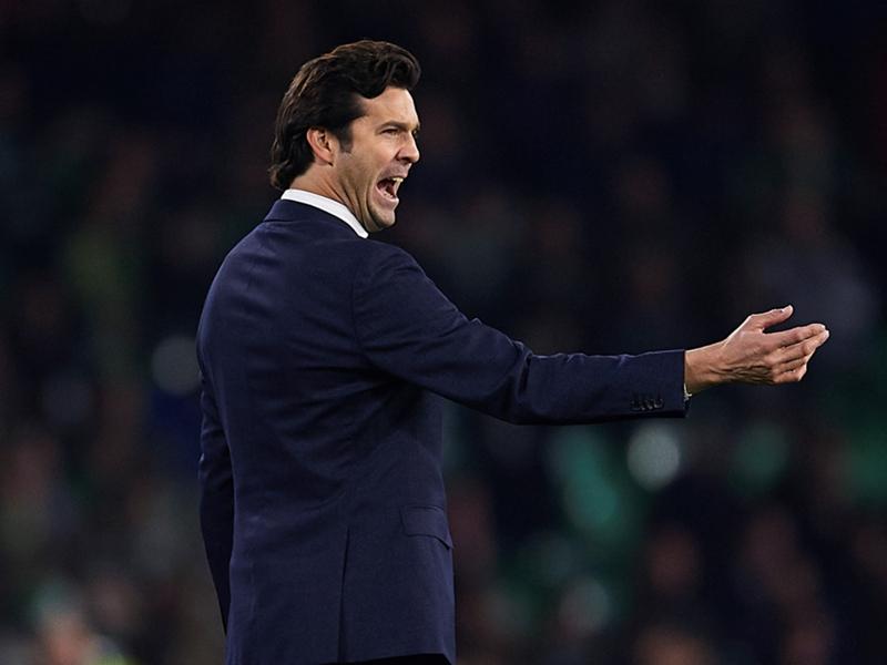 Real Madrid, Santiago Solari botte en touche pour l'arrivée d'un nouveau numéro neuf