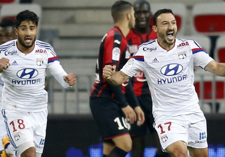 Pemain Terbaik Ligue 1 Journée 16: Nabil Fekir