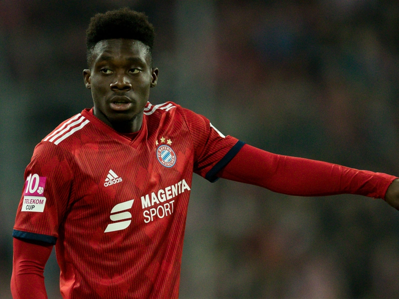 Davies 'living the dream' as Bayern bow leaves him wanting to cry