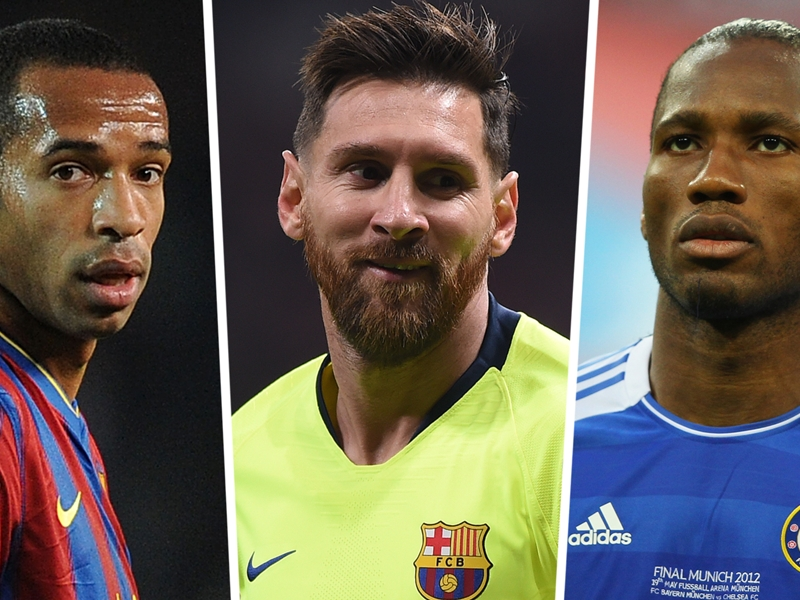 Henry, Messi & Drogba - Yaya Toure picks his ultimate XI & includes six forwards!