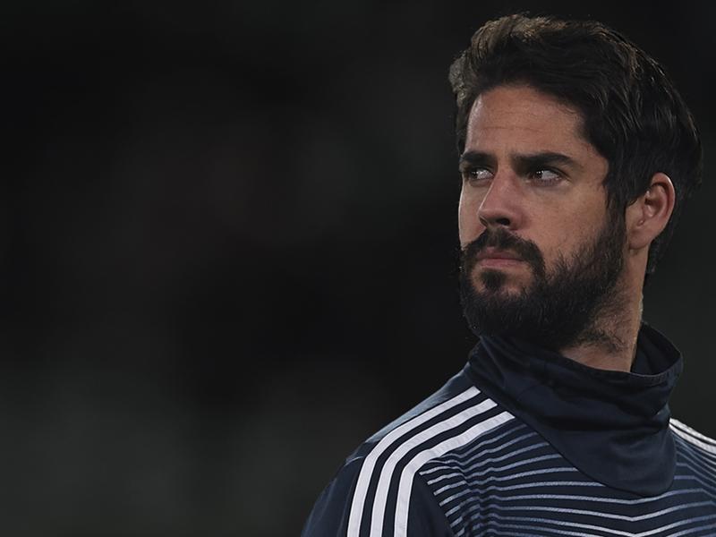 Real - Isco blessé et forfait pour le derby contre l'Atlético