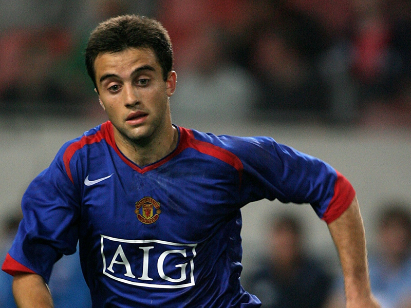 'What about that son?!' - Sir Alex impressed by Giuseppe Rossi as he trains with Man Utd