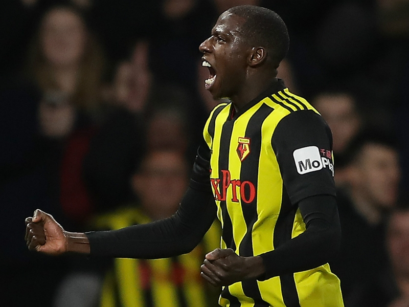 Doucoure flattered by PSG interest as he outlines desire to leave Watford