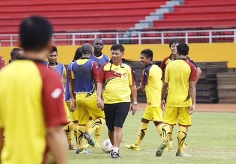 Sriwijaya FC Selektif Cari Striker Asing