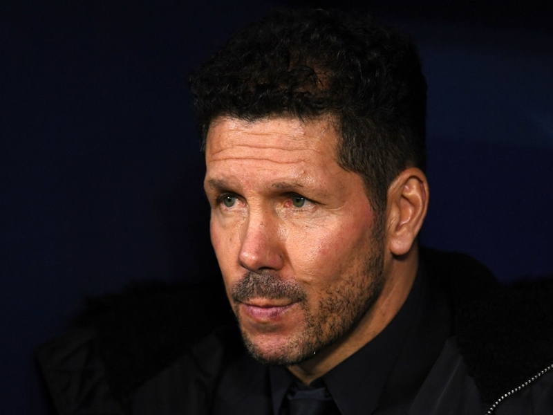 Simeone focused on matches, not transfer dealings