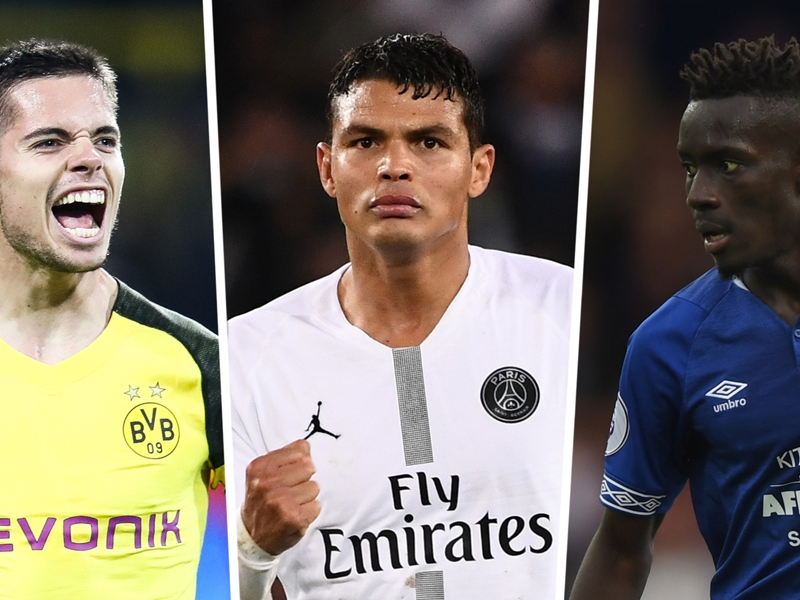 'Weigl & Gueye have the quality to play for PSG' – Thiago Silva & Verratti hoping for midfield reinforcements