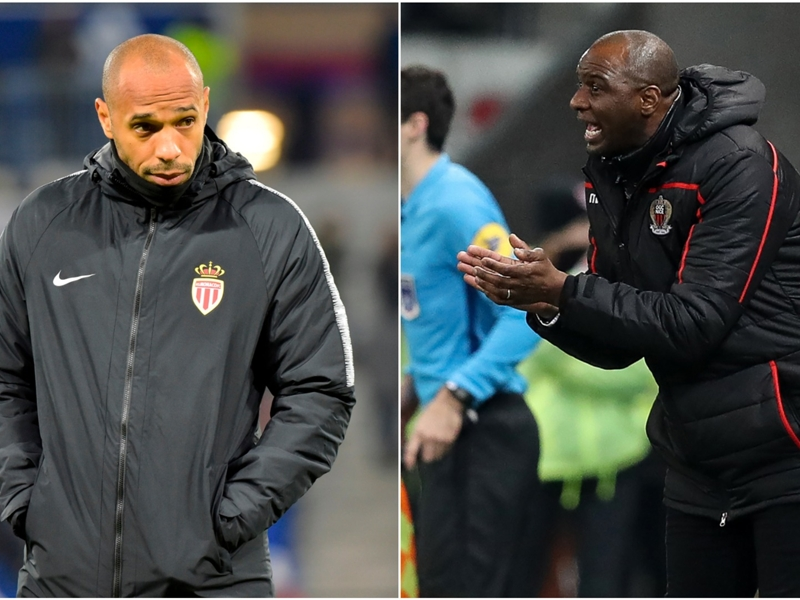 Henry, Vieira look forward to reunion when Monaco host Nice