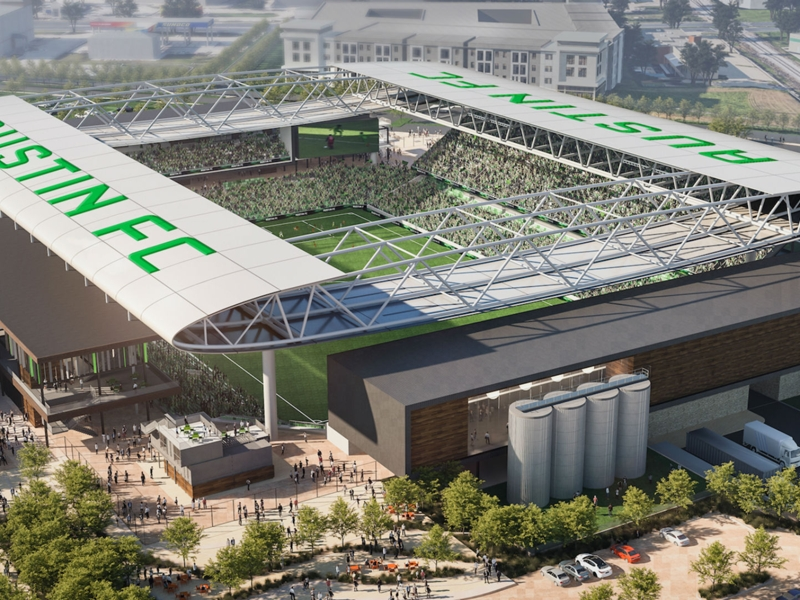 MLS confirms Austin FC as 27th team, will begin play in 2021