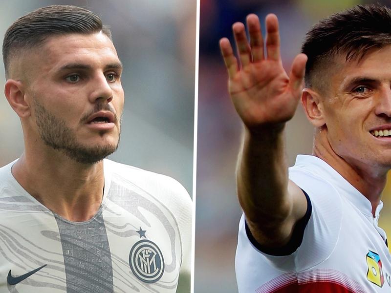 Real Madrid cool January striker search despite Icardi & Piatek interest
