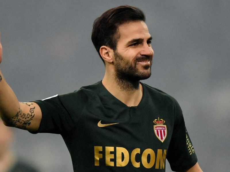 French Connection: Fabregas to spearhead Monaco's relegation fight