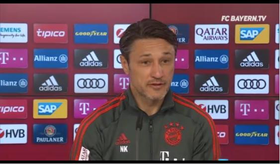 """VIDEO - Bayern Munich, Niko Kovac : """"Coman en a un peu rajouté"""""""