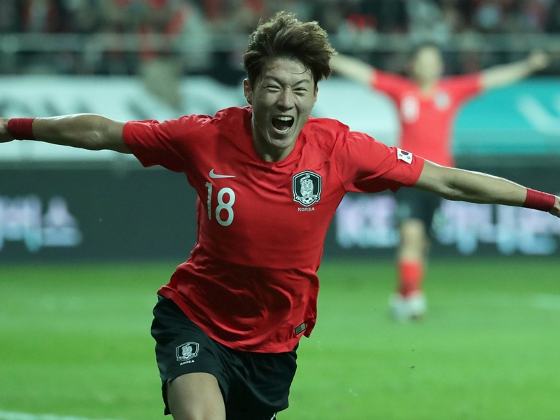 South Korea 2 China 0: Son sets the standard as Bento's men take top spot