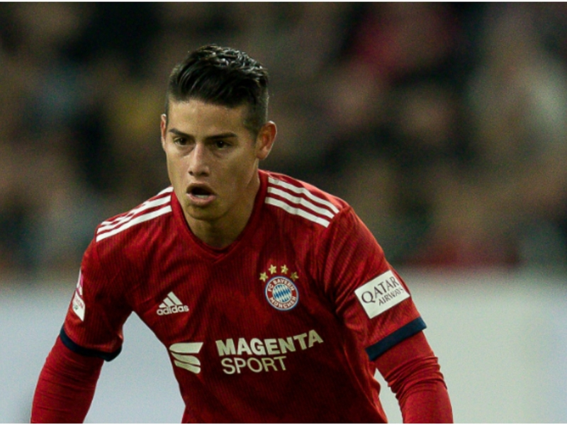 James is playing for Bayern future – Kovac