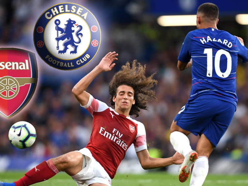 Entraîneurs, dynamiques... Pourquoi Arsenal-Chelsea est le derby des promesses