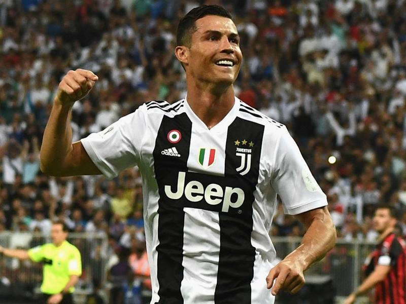 Juventus 1 AC Milan 0: Ronaldo heads Bianconeri to Supercoppa glory
