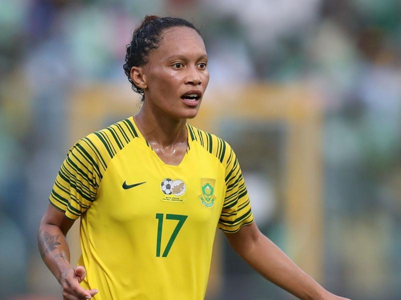 South Africa 0-0 Sweden: Banyana Banyana hold Sweden in Albertina Sisulu Challenge