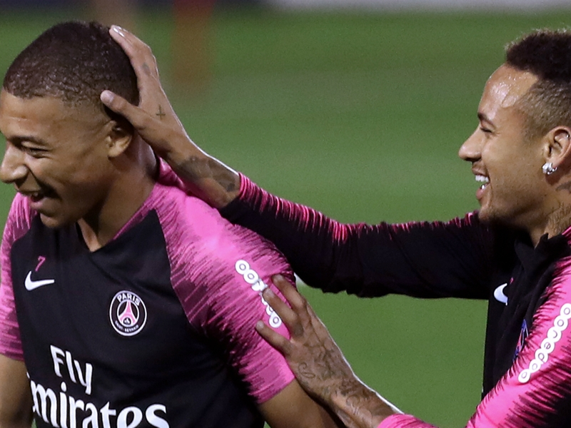 The next Ronaldo & Messi? Buffon backs Neymar & Mbappe to dominate Ballon d'Or 'for 10 years'