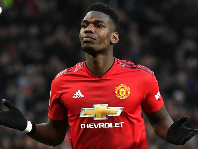Resurgent Pogba equals his best-ever scoring tally