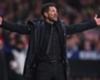 Diego Simeone, gol sevinci için özür diledi