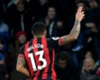 Bournemouth striker Callum Wilson celebrates