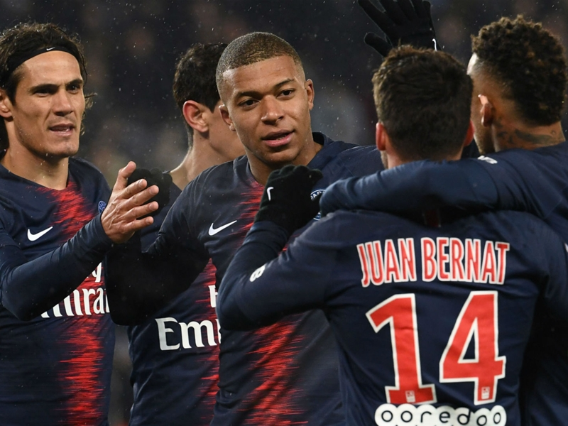 'I don't think I've ever seen that' - Tuchel stunned by PSG's nine-goal thrashing of Guingamp