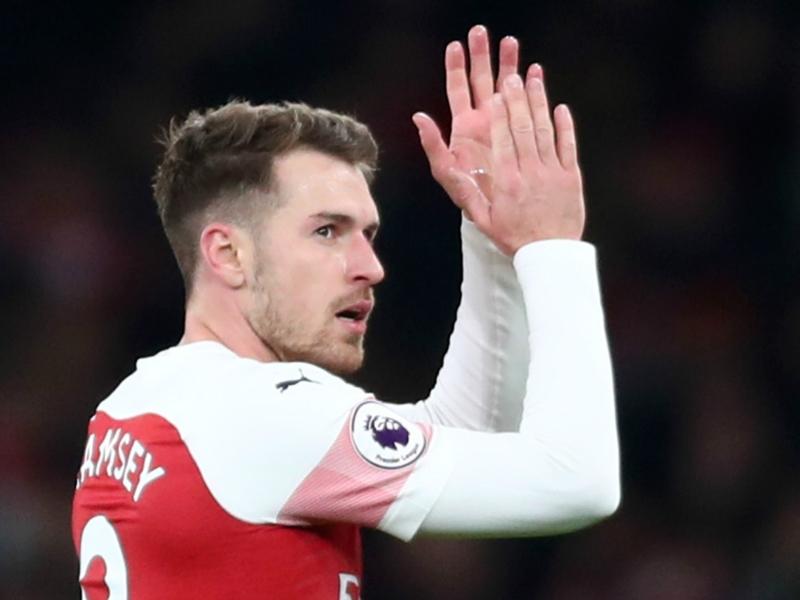 Model professional Ramsey will be an asset for Cristiano & Co. at Juventus - Parlour