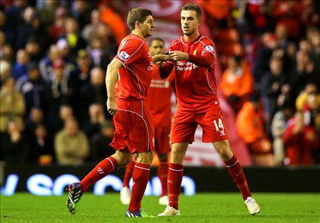 Player Ratings: Liverpool 0-0 Sunderland