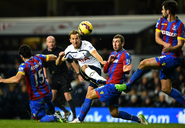 Tottenham 0-0 Crystal Palace: Spurs labour to disappointing draw
