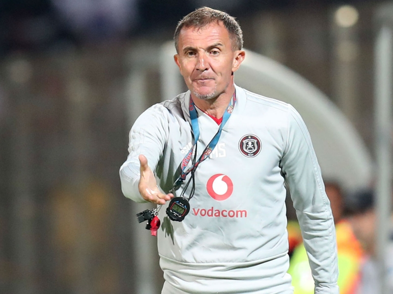 EXTRA TIME: Watch Orlando Pirates post-match press conference after Baroka draw