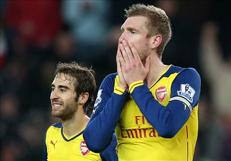 Mertesacker: Arsenal failed to defend
