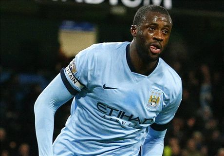 Toure nominated for African POTY