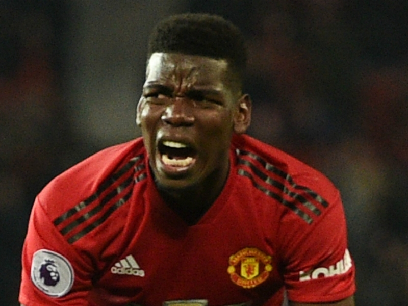 Uno-playing 'hooligan' Pogba apologises to train passengers - and goes unrecognised!