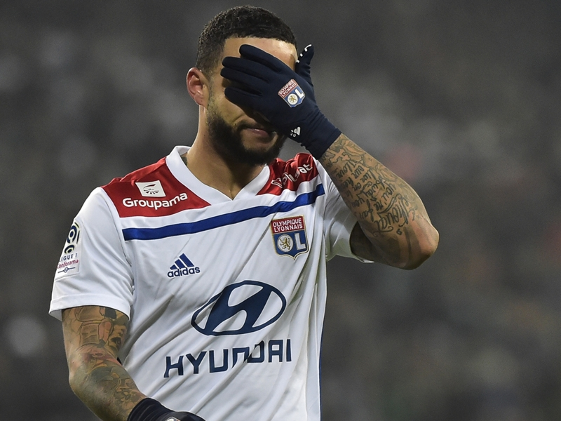 VIDEO - Lyon : Bruno Génésio apporte son soutien à Memphis Depay