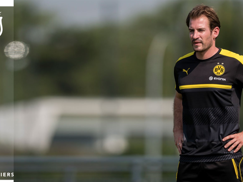 Who is new Huddersfield Town manager Jan Siewert? The 'total unknown' Borussia Dortmund No.2 replacing Wagner