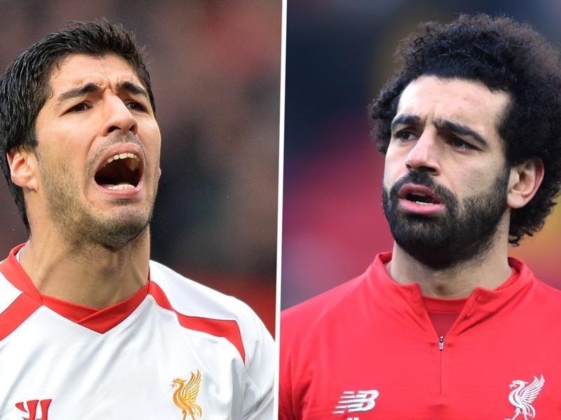 Salah simulation earns unfavourable Suarez comparison from Liverpool legend